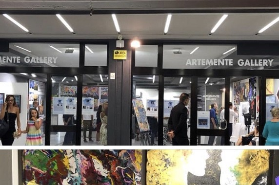 Galleria Artemente Gallery collettiva