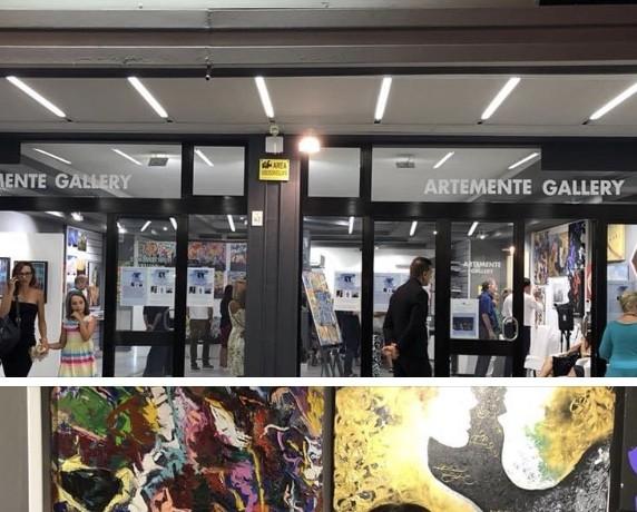 Galleria Artemente Gallery collettiva